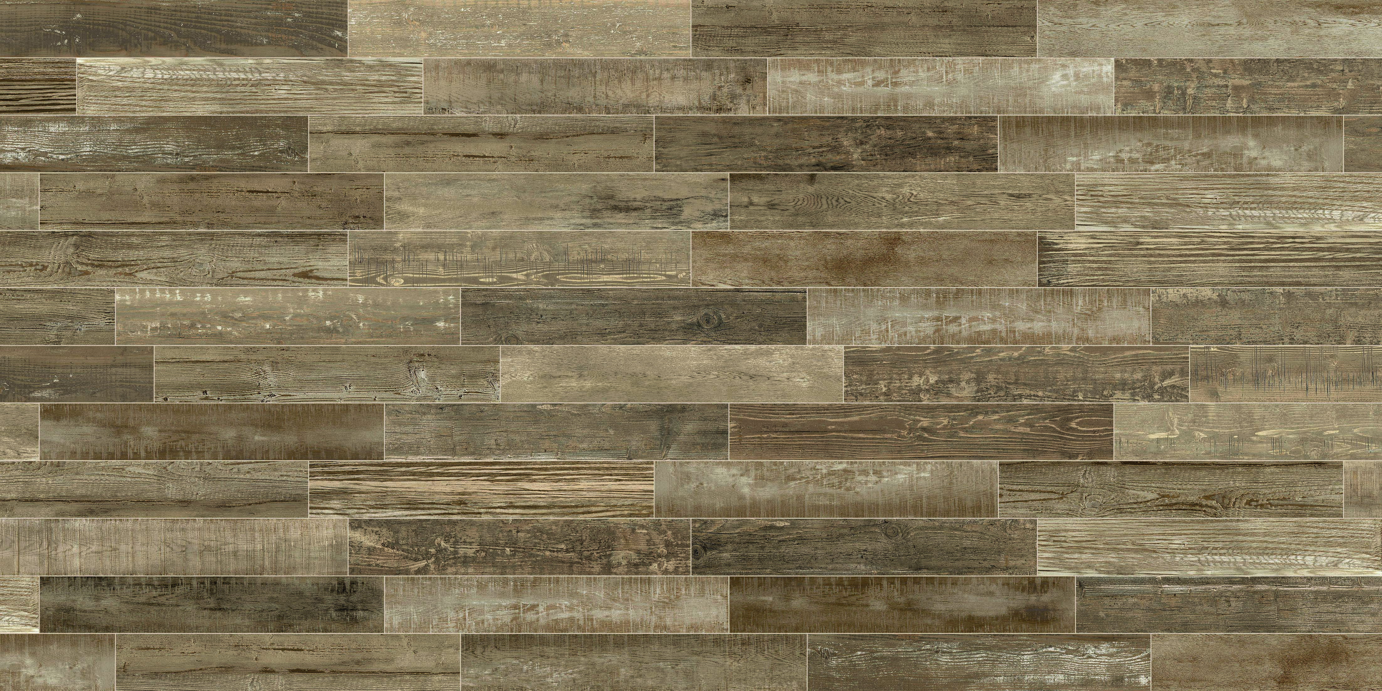italgraniti-scrapwood-iederverwertetem Holz-vintage-metalloptik-rost