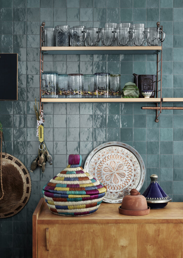 Marazzi-Crogiolo-Zellige-Mosaik-Tradition-Handwerk-Retro-Glanz-Design-inspiration
