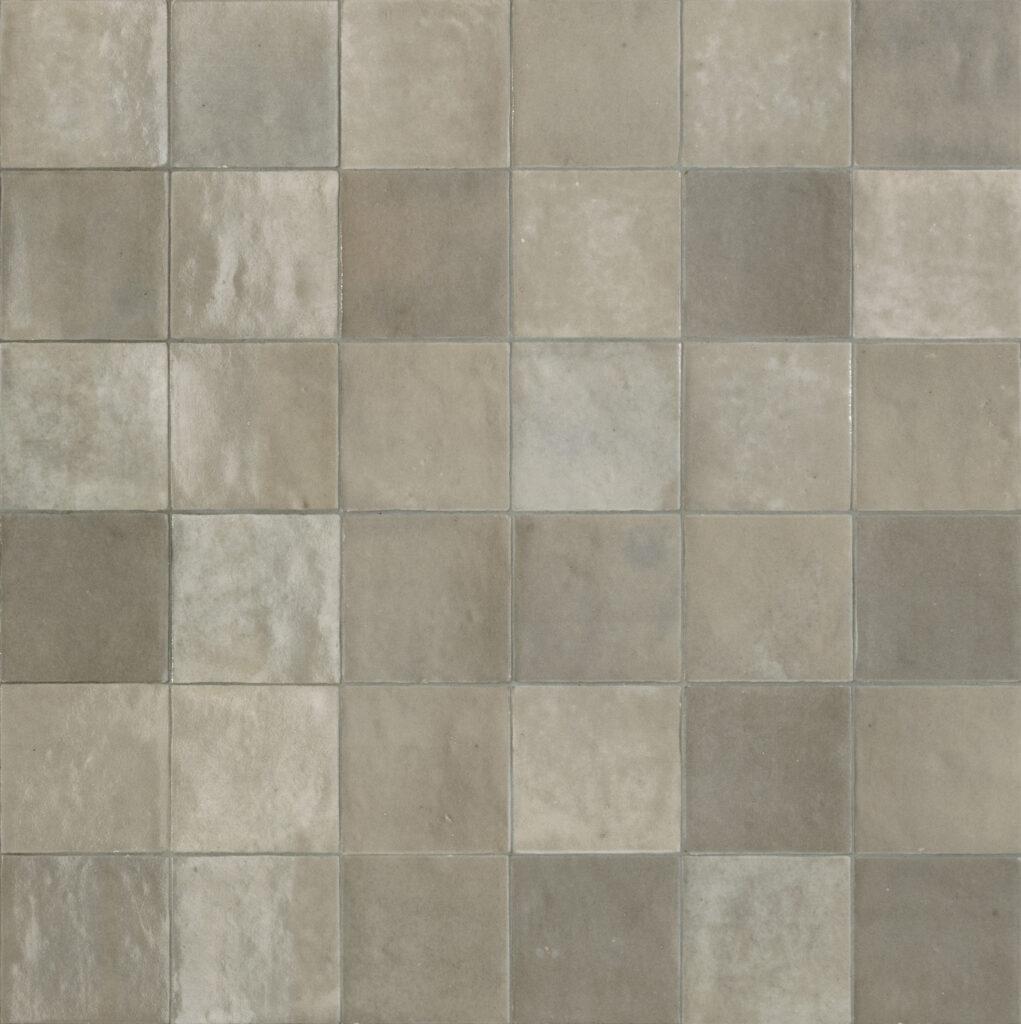 Marazzi-Crogiolo-Zellige-Argilla-Mosaik-Tradition-Handwerk-Retro-Glanz-Design-inspiration