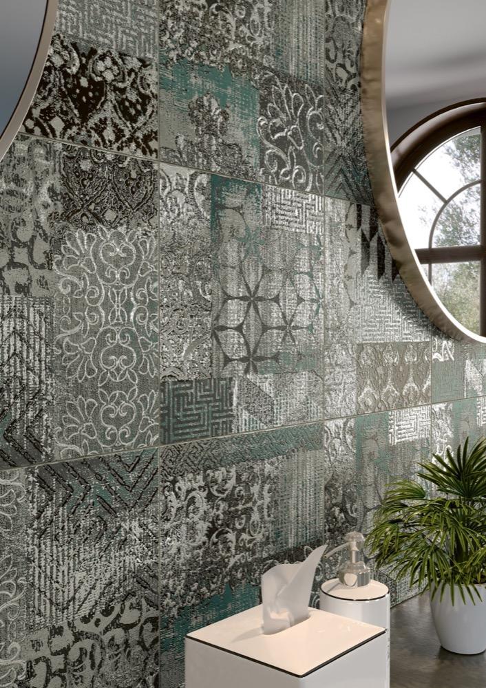 Serenissima-Studio 50-Inserto-Rococo-Green-wandbild-design-extravaganz-eleganz-stilvoll-metall