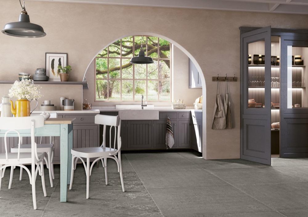 Serenissima-Studio 50-Peltro-Bodenfliese-design-extravaganz-eleganz-stilvoll-metall
