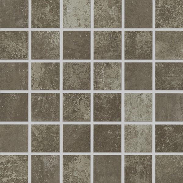 Agrob Buchtal Soul Braun Mosaikfliese 5X5 R10/B Art.-Nr. 434850