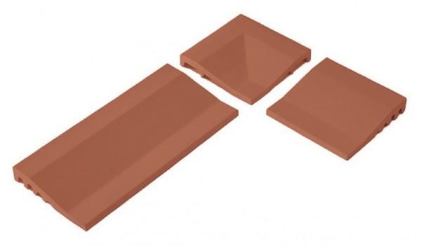 Agrob Buchtal Rovere Afrikarot Ecke 12,5x12,5 R11/B Art.-Nr.: 175I-27181H