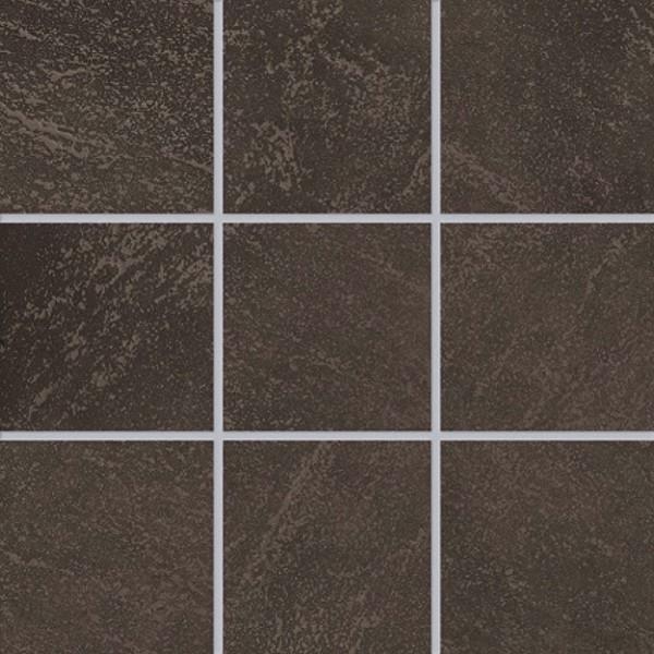 Agrob Buchtal Emotion Graubraun Mosaikfliese 10x10 R10/B Art.-Nr. 433826H