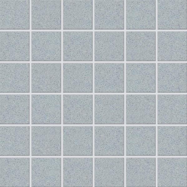 Agrob Buchtal Basis 3 Hellblau Mosaikfliese 5x5 R10/B Art.-Nr.: 620510-074