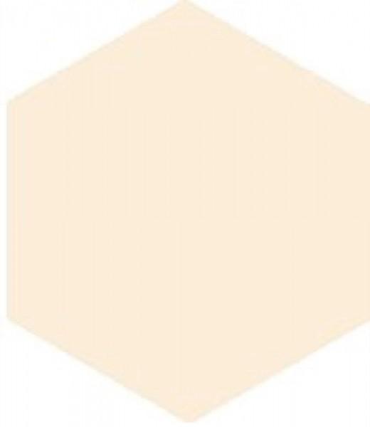 Zahna Historic Weiss Uni Sechseck 15x17,3/1,1 Art.-Nr.: 611151001.16