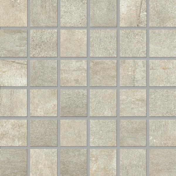Agrob Buchtal Remix Beige Mosaikfliese 5x5 R10/B Art.-Nr. 434597