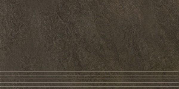 Agrob Buchtal Valley Erdbraun Stufe 30x60/1,0 R10/A Art.-Nr.: 052070