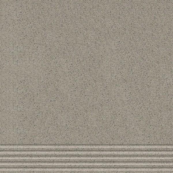 Agrob Buchtal Basis 3 Mittelgrau Stufe 30x30 R10 Art.-Nr.: 600499-073