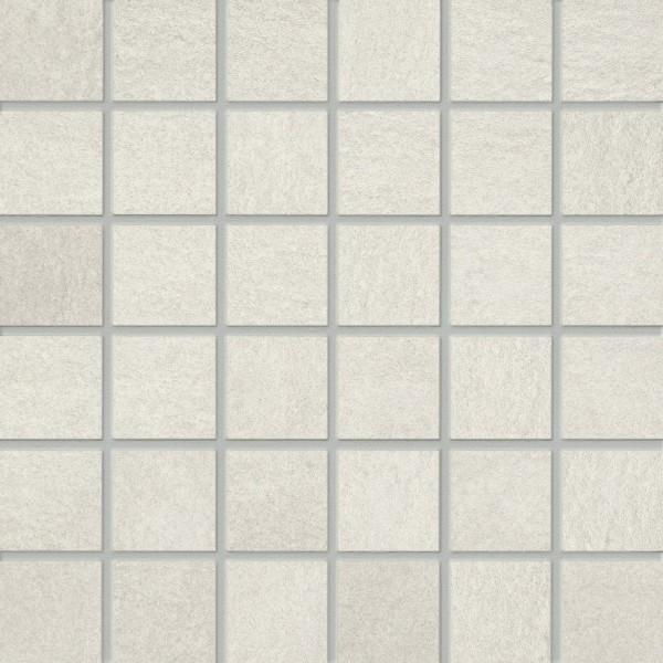 Agrob Buchtal Sierra Weiss Mosaikfliese 30x30 R9 Art.-Nr.: 433110