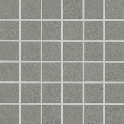Agrob Buchtal La Casa Medium Grey Mosaikfliese 5X5(30X30) R9 Art.-Nr. 42804H