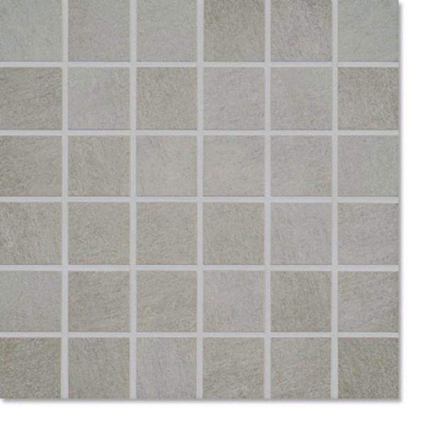 Agrob Buchtal Xeno Steingrau Mosaikfliese 30x30 R10/B Art.-Nr.: 433048H