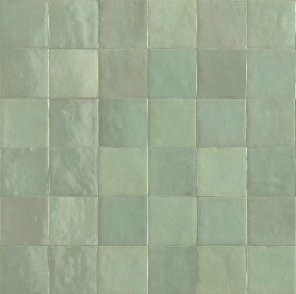 Marazzi Zellige Turchese Lux Wandfliese 10x10 Art.-Nr. M5P4