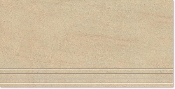 Agrob Buchtal Sierra Hellbeige Stufe 30x60 R9 Art.-Nr.: 059812