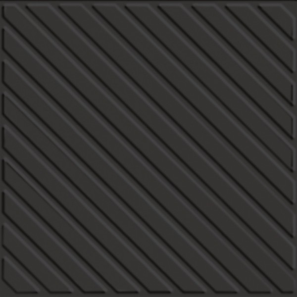 Zahna Historic Anthrazit Uni Ripp Bodenfliese 17x17/1,1 Art.-Nr.: 411171593.15