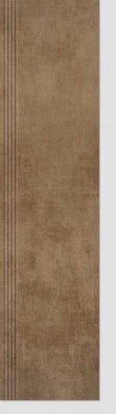 Agrob Buchtal Bosco Hellbraun Stufe 30x120 R9 Art.-Nr.: 4030-B729HK