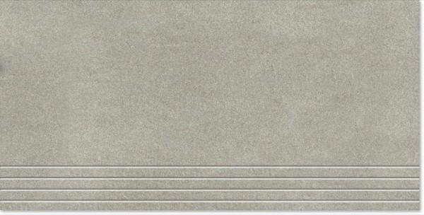 Agrob Buchtal Sierra Hellgrau Stufe 30x60 R9 Art.-Nr.: 059811