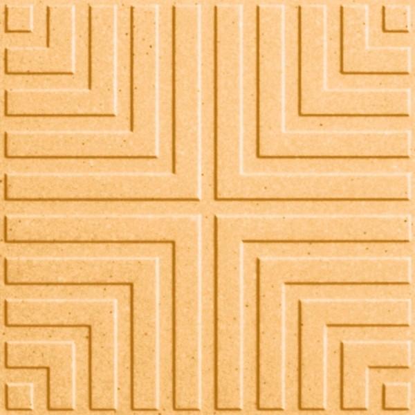 Zahna Historic Gelb Uni Classic Bodenfliese 15x15/1,1 Art.-Nr.: 411151687.03