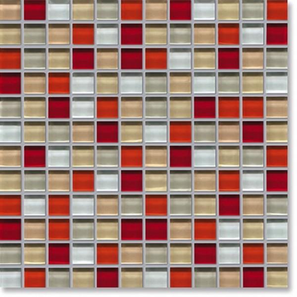Agrob Buchtal Tonic Rotbeigemix Mosaikfliese 30x30 Art.-Nr.: 060541