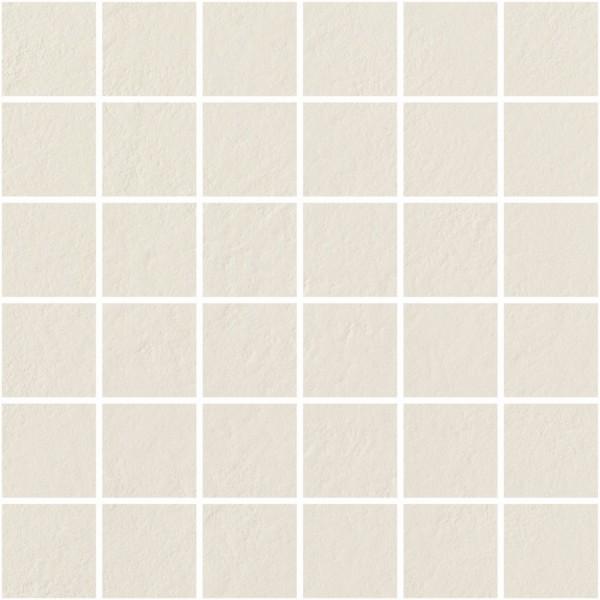 Steuler Sono Weiss Mosaikfliese 30x30 R10 Art.-Nr. 62193