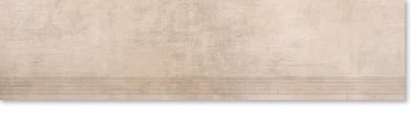 Agrob Buchtal Bosco Cremeweiss Stufe 30x120 R9 Art.-Nr.: 4040-B729HK