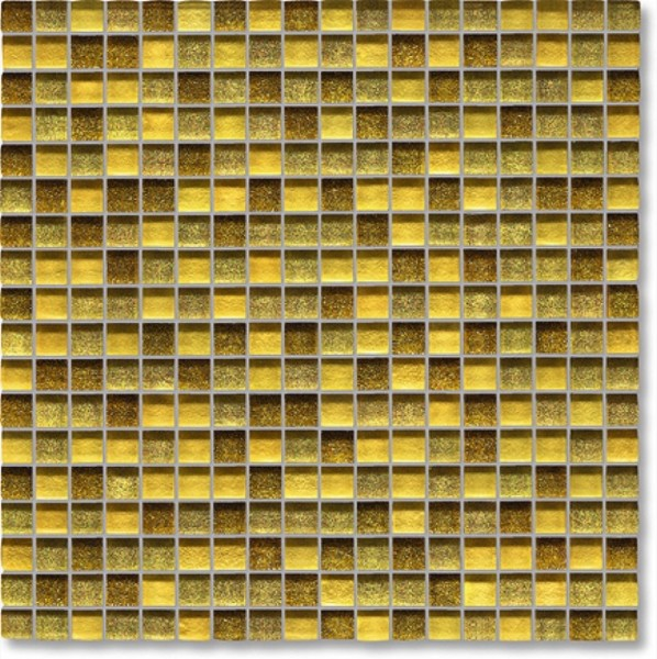 Agrob Buchtal Tonic Goldmix Mosaikfliese 30x30 Art.-Nr.: 069875