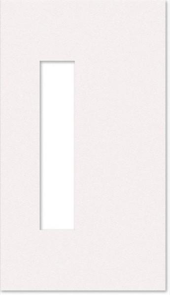 Agrob Buchtal Duit-Tonic Weiss Struk 1 Wandfliese 25x44 Art.-Nr.: 269885