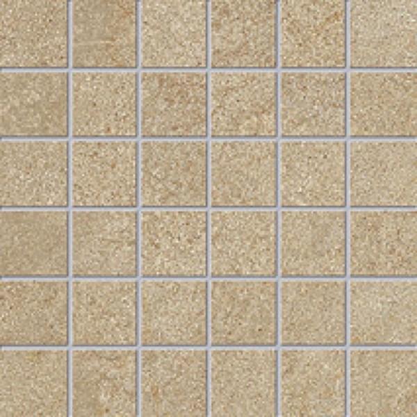 Agrob Buchtal Trias Sandgelb Mosaikfliese 5x5 R11/B Art.-Nr. 052268