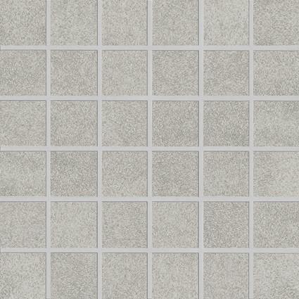 Agrob Buchtal La Casa Light Grey Mosaikfliese 5X5(30X30) R9 Art.-Nr. 42803H