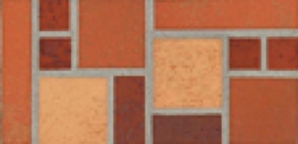Agrob Buchtal Goldline Bunt Bodenfliese 25x12,5 Art.-Nr.: 65050-7110