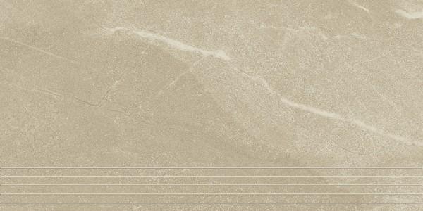 Agrob Buchtal Somero Beige Stufe 30X60/1,05 R10/A Art.-Nr.: 434644