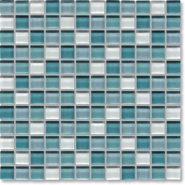 Agrob Buchtal Tonic Aquamix Mosaikfliese 30x30 Art.-Nr.: 069868