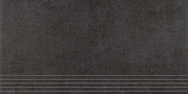 Agrob Buchtal Pasado Anthrazit Stufe 30x60/1,05 R9 Art.-Nr.: 433877