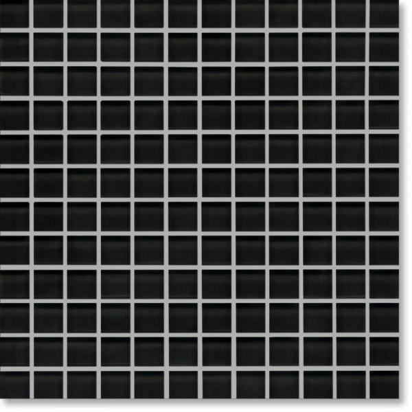 Agrob Buchtal Tonic Schwarz Mosaikfliese 30x30 Art.-Nr.: 060394