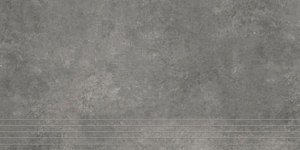 Agrob Buchtal Soul Basalt Stufe 30X60/1,05 R9 Art.-Nr.: 434864