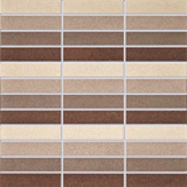 Agrob Buchtal La Casa Beige Braun Mix Mosaikfliese 30x30 R10/A Art.-Nr. 182125