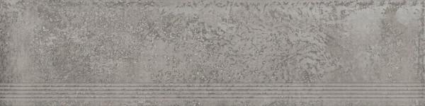 Agrob Buchtal Streetlife Zement Stufe 30x120/1,05 R10 Art.-Nr.: 8822-B729HK
