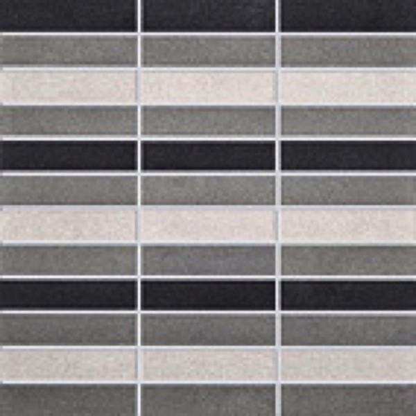 Agrob Buchtal La Casa Grau Mix Mosaikfliese 30x30 R10/A Art.-Nr. 182127