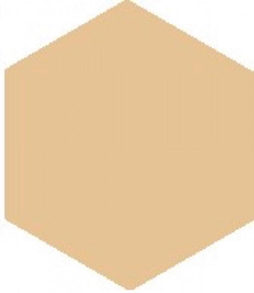 Zahna Historic Creme Uni Sechseck 15x17,3/1,1 Art.-Nr.: 611151001.01