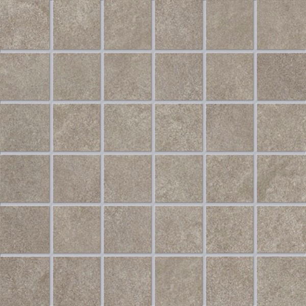 Agrob Buchtal Valley Kieselgrau Mosaikfliese 30x30 R11/B Art.-Nr. 052090