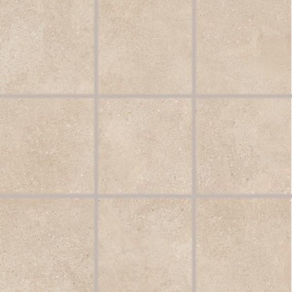 Musterfliesenstück für FKEU Kollektion Stonewalk Hellbeige Mosaikfliese 10x10 R10/B Art.-Nr. FKEU0991833