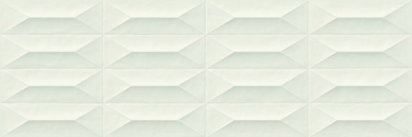 Marazzi Colorplay Cabochon 3d White Wandfliese 30x90 Art-Nr.: M4KT