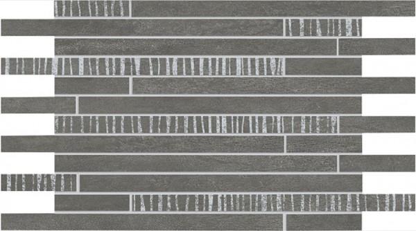 Agrob Buchtal Alcina Sola Basalt Mosaikfliese 24,3X43,8/1, Art.-Nr. 283065