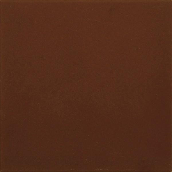 Zahna Unifarben Oxidrot Bodenfliese 15x15/1,1 R9 Art.-Nr.: 411151001.304