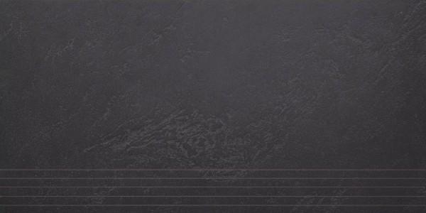 Agrob Buchtal Emotion Tiefanthrazit Stufe 30x60 R10/A Art.-Nr.: 433854