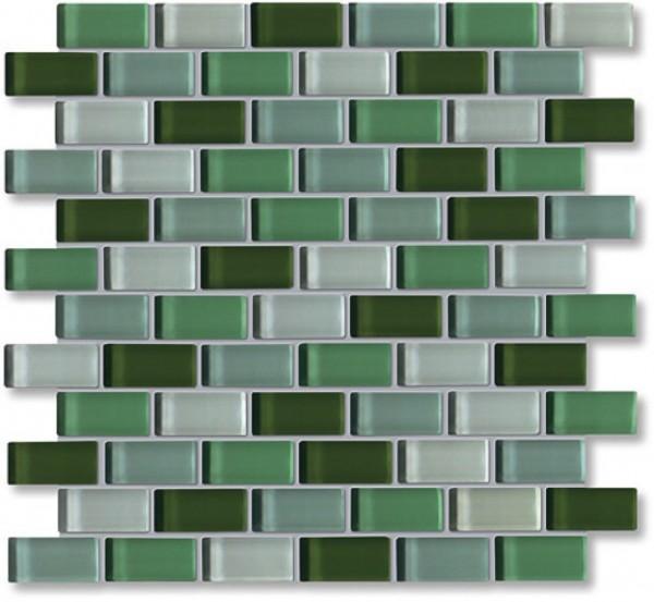 Agrob Buchtal Tonic Grünmix Mosaikfliese 30x30 Art.-Nr.: 060535