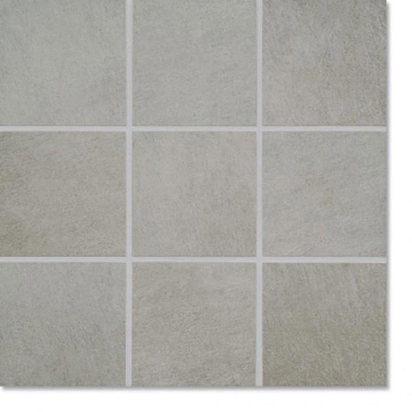 Agrob Buchtal Xeno Steingrau Mosaikfliese 30x30 R10/B Art.-Nr.: 433070H