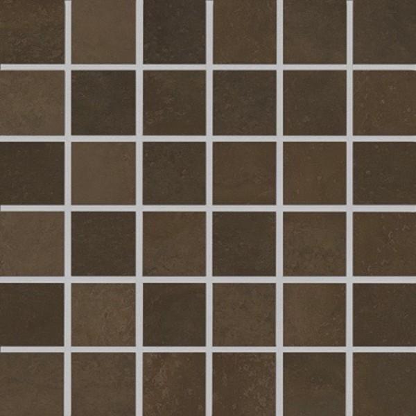 Agrob Buchtal Lunar Marone Mosaikfliese 5x5 R10/B Art.-Nr.: 434670