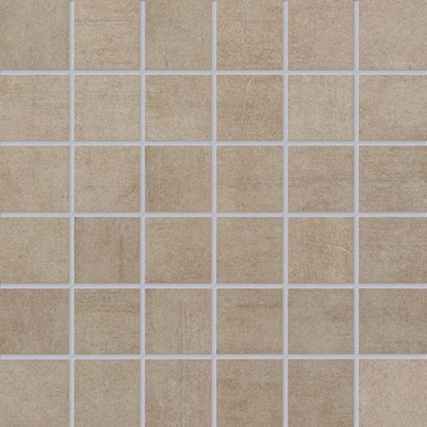 Agrob Buchtal Cedra Schlamm Mosaikfliese 5x5 R10/B Art.-Nr. 433758