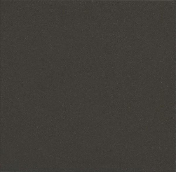 Zahna Unifarben Schwarz Uni Bodenfliese 20x20/1,5 R10 Art.-Nr.: 415200001.02